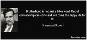 Brotherhood4
