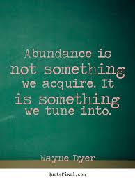 abundance 7